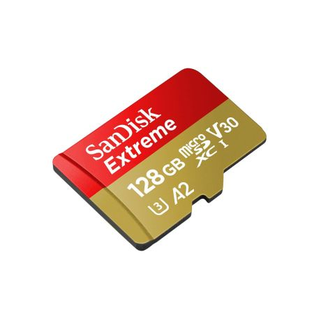 SanDisk® Extreme microSD Card for Mobile Gaming 128GB 1