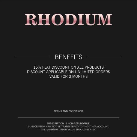 Rhodium Membership