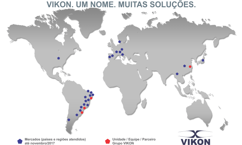 VIKON NR 12 NR 13 Compliance Brazilian Standards Norma Regulamentadora MTE