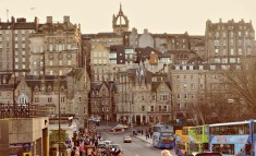 Edinburgh (a MUST visit!)