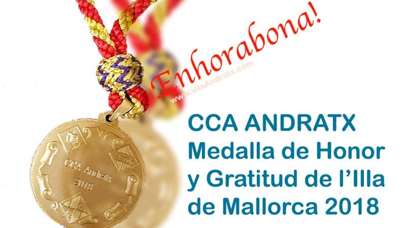 MEDALLA CC ANDRATX