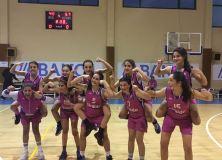 El alevín femenino de Liga Gallega cierra la fase con victoria