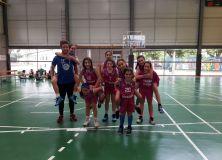 Amplia victoria del alevín femenino zonal en Pontevedra