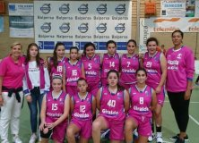 Derrota del cadete femenino en Ourense