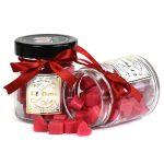 T.F. Cherry - parfümszívek (illatviasz selyemporral)
