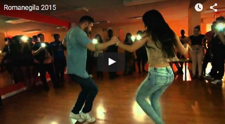 A legjobb roma tánc amit valaha láttam. Brutálisan jó!