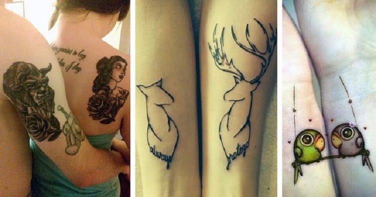 24 közös tetoválás szerelmes pároknak, amit biztos nem fogtok megbánni