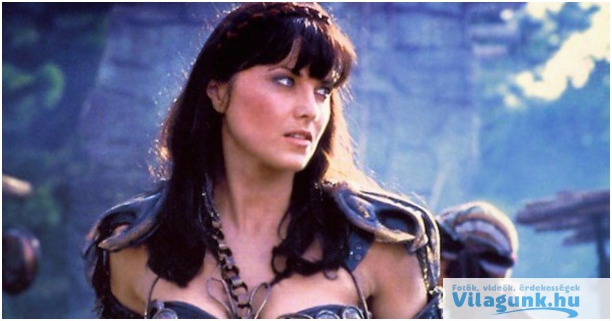 Emlékszel még a gyönyörű hősnőre, Xenára? Így néz ki napjainkban!