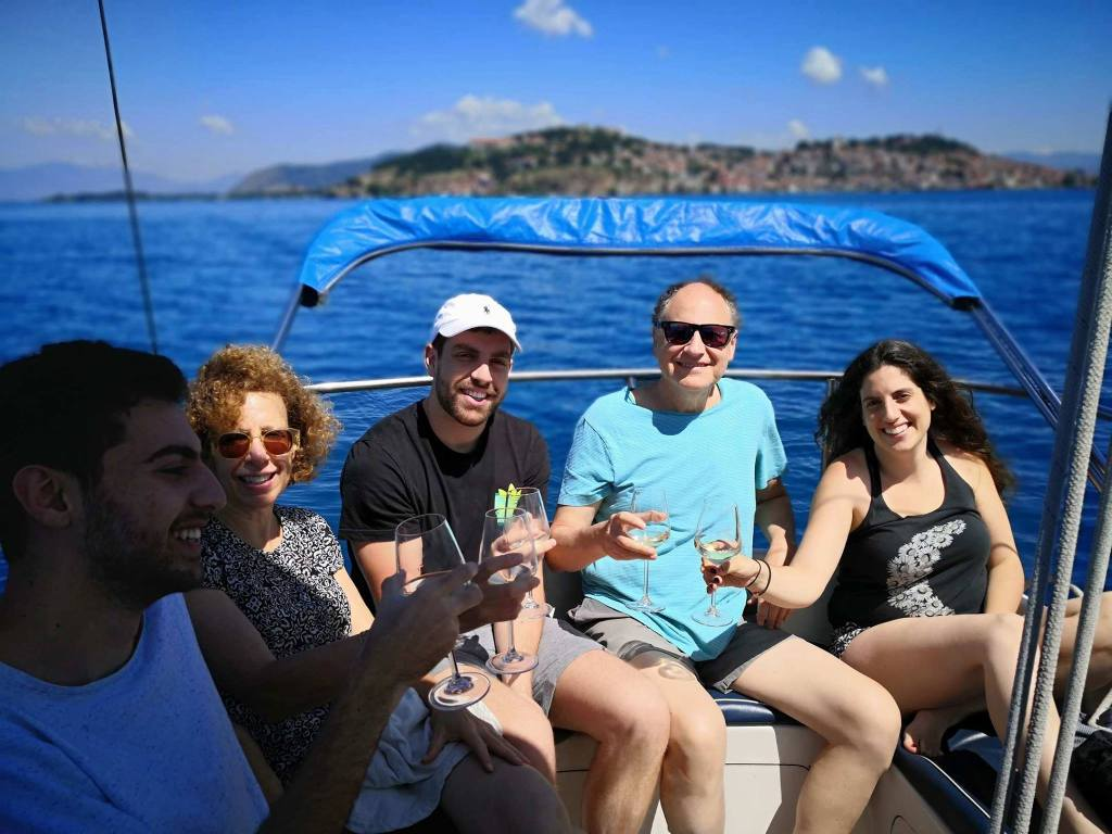 Wine and sailing