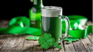 St. Patrick's Week Party vila nova conceicao cerveja verde