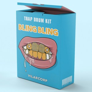 Bling Bling Drum Kit