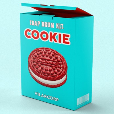 Cookie FREE Trap Drum Kit