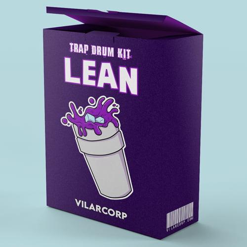LEAN Trap Drum Kit by VILARCORP
