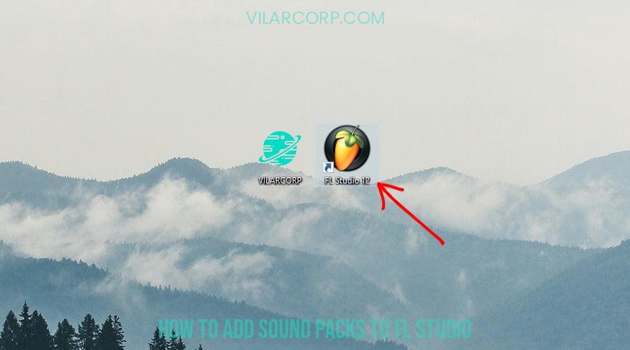 how to add sound packs to fl studio - open fl studio