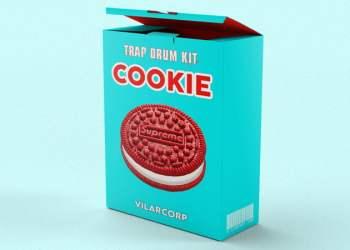 COOKIE Trap Drum Kit