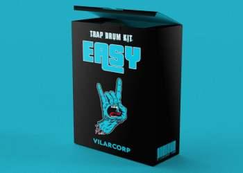 EASY Trap Drum Kit