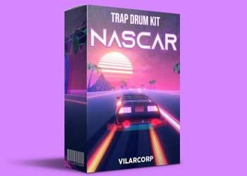 NASCAR Trap Drum Kit