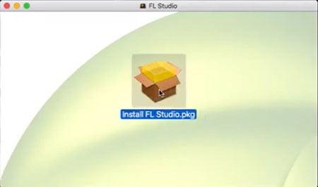 How to install FL Studio on Mac - Step 1