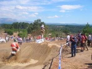 Prova de motos no circuito de Vila Verde 2011