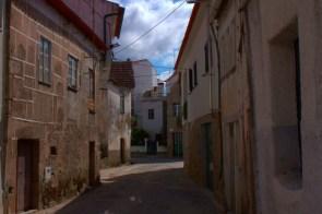 Vista geral da rua do Povo
