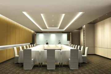 meeting room di sarangan