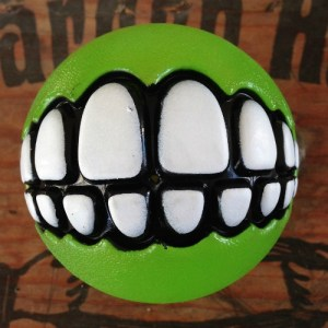 rogz green boll