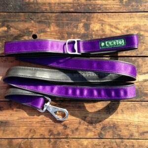 solid purple koppel