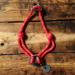 Ruffwear Knot-a-collar Red Currant hundhalsband
