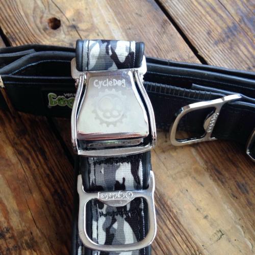 hundhalsband Cycle dog Snow Camo