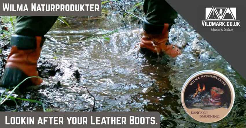 Looking after your Leather Boots.