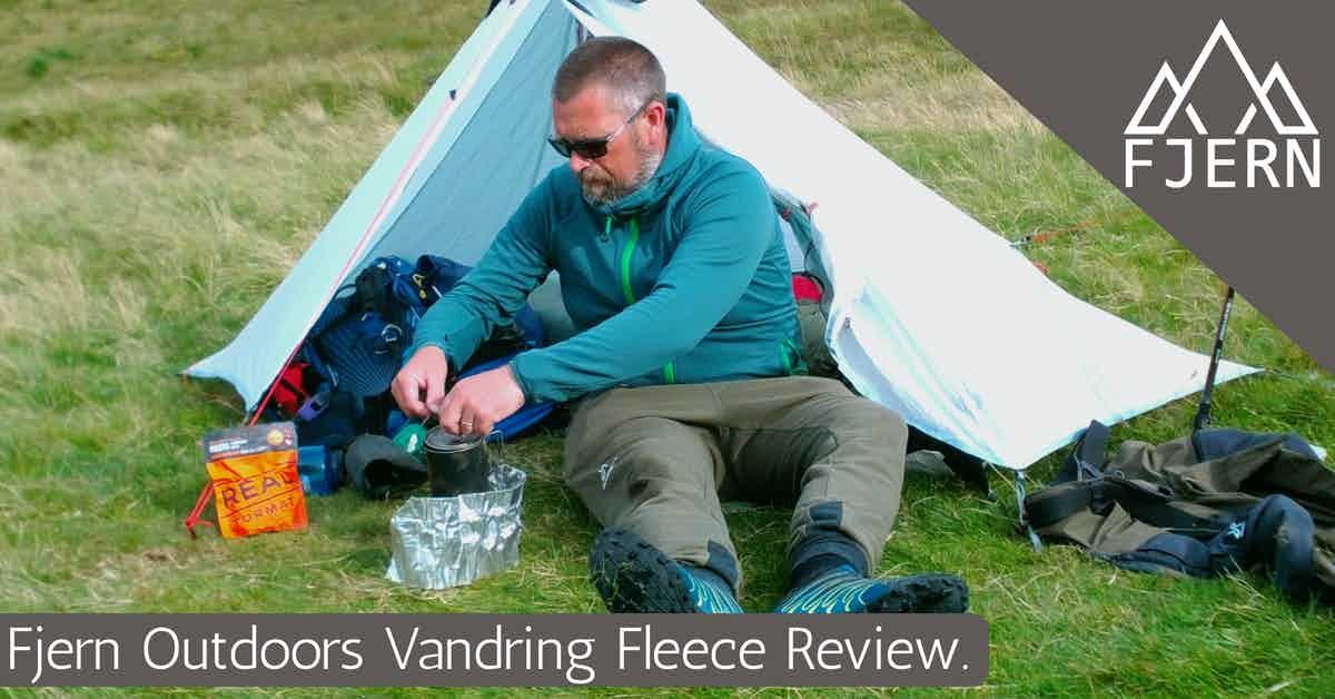 Fjern outdoors vandring fleece review