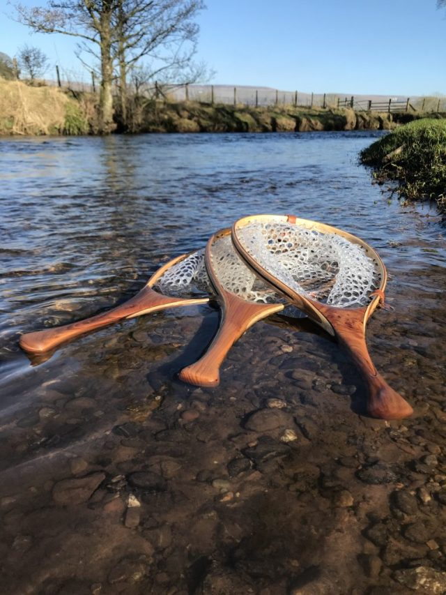 Handmade Trout Nets by EdenMADE