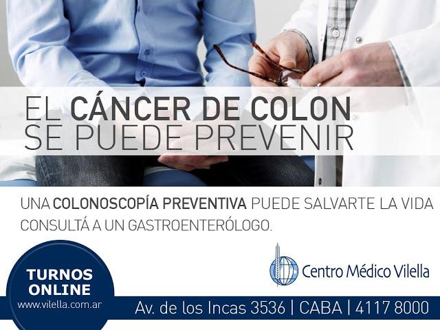 Mes contra el cáncer de colon