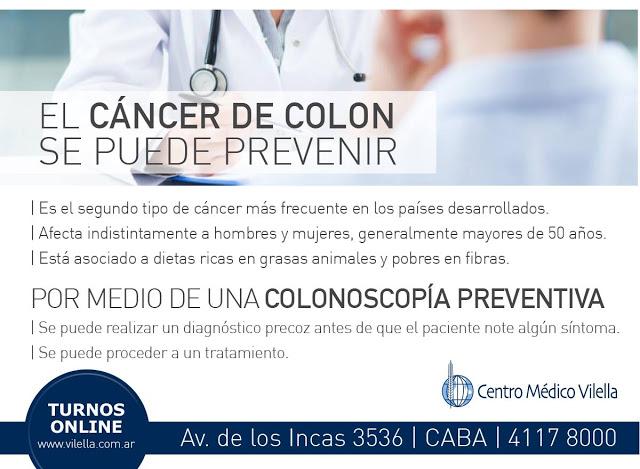Mes del cáncer de colon