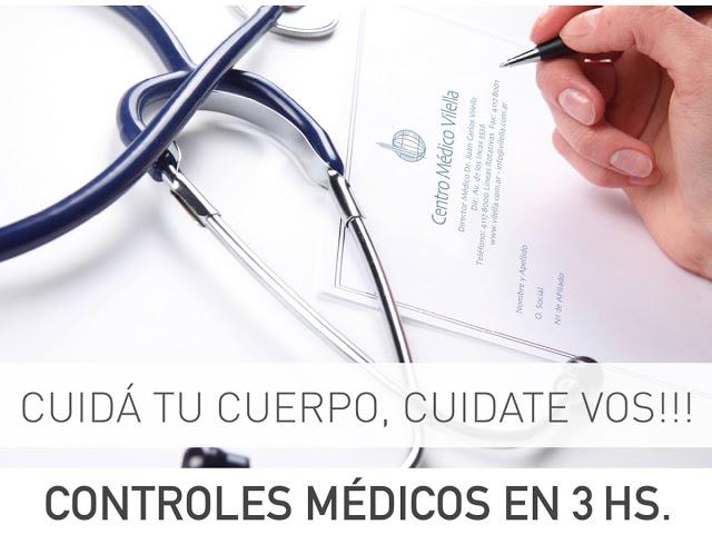 Controles médicos