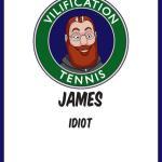 James Fairbairn :