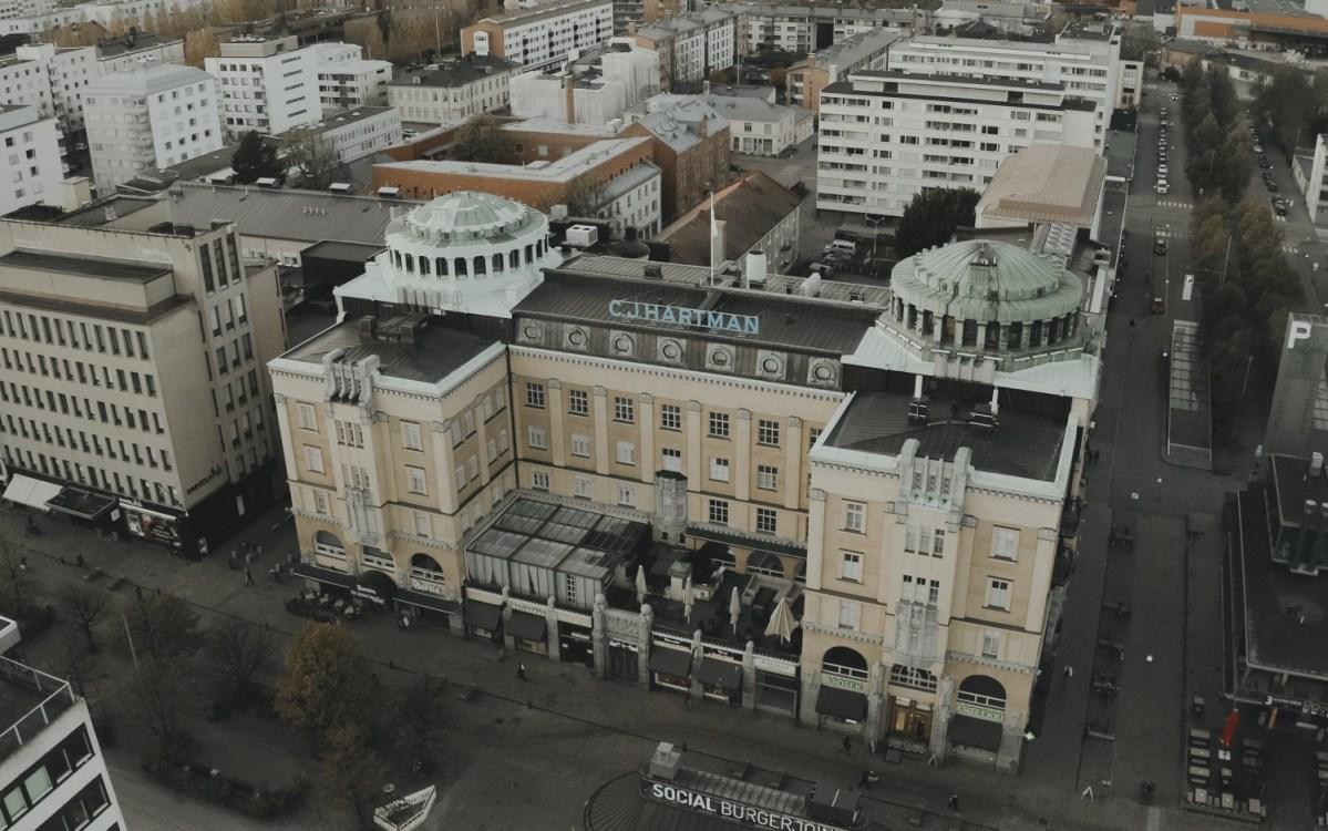Hartmanhuset by Vilja Media