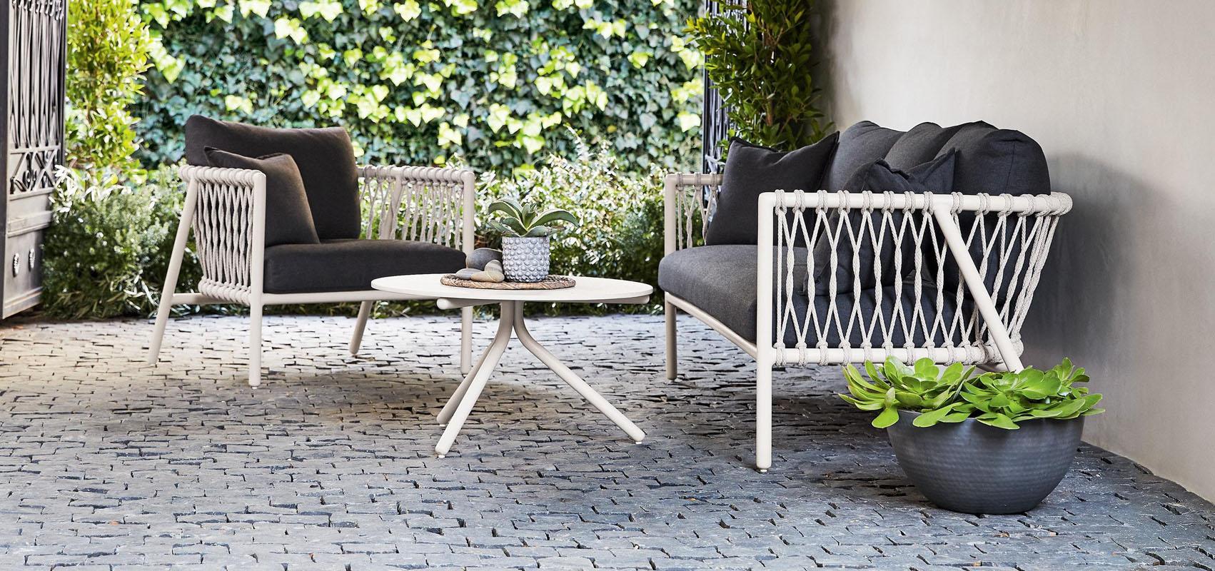 brown jordan outdoor furniture villa