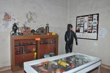 villa Bellavista museo vigili del fuoco
