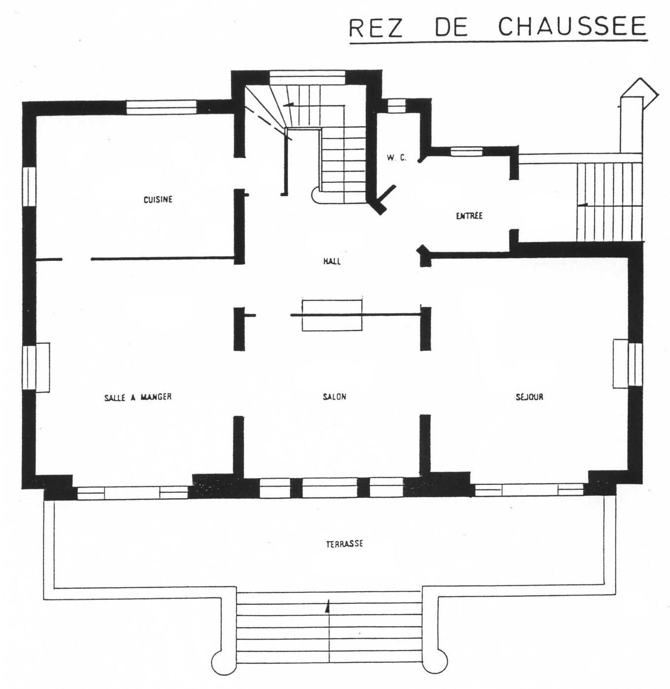 The Villa La Hublotiere