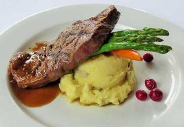 New York Striploin Steak