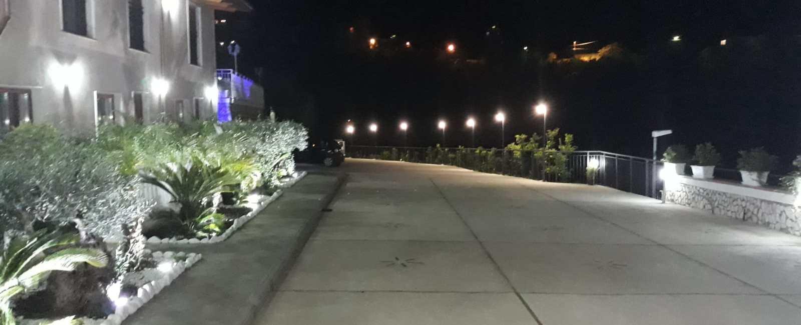 B&B Villa Catiè - Il Parcheggio