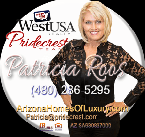 Patricia Roos - Scottsdale Realtor with Pridecrest Team of West USA Realty