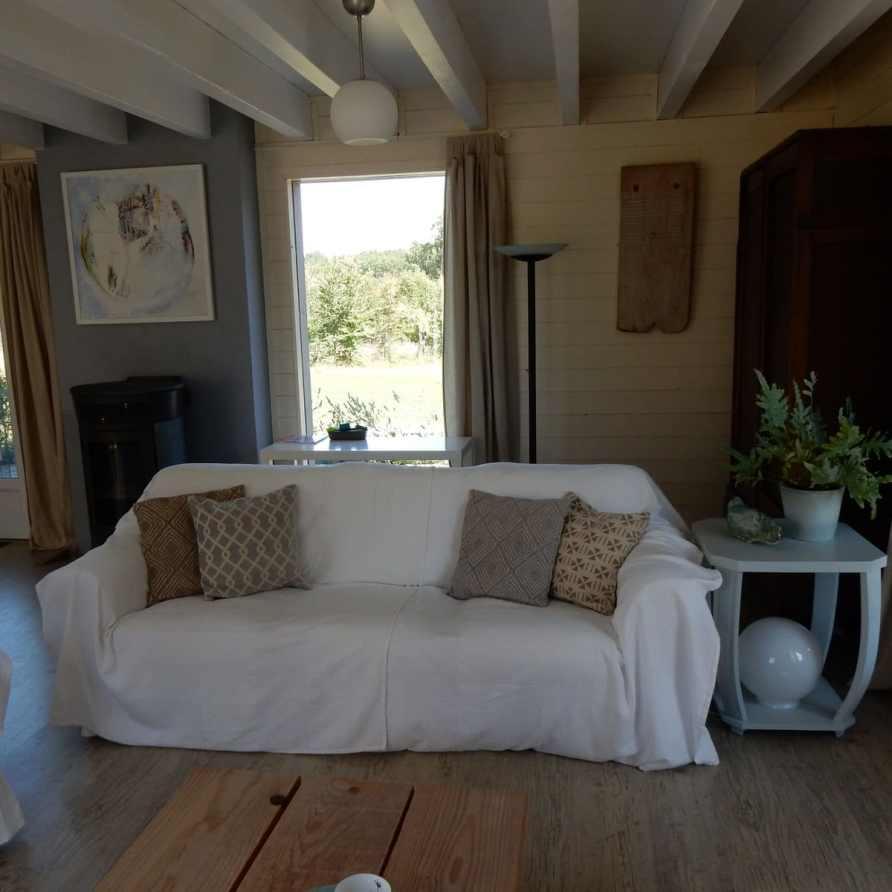 Window treatment - Living room