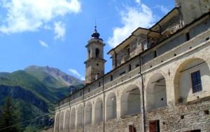 Santuario di San Magno - Castelmagno CN