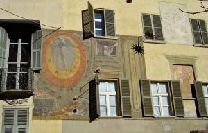 Mondovì - Meridiana Piazza del Moro