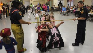 Charlo Fire Department Childrens Halloween Party