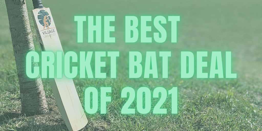 best cricket bat deal