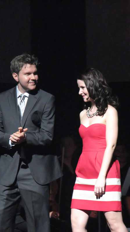 Victor Lucas and Briana McIvor