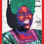 Time Magazine Cover Features Art By South Orange Maplewood S Bisa Butler The Village Green